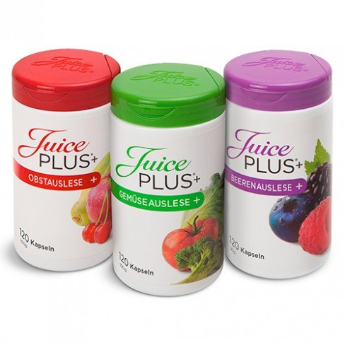 juice plus Power Trio